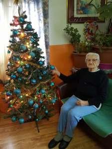"""božić u domu za starije i nemoćne osobe """"naš dom"""""""