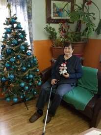 Božić u domu za starije i nemoćne osobe Naš Dom