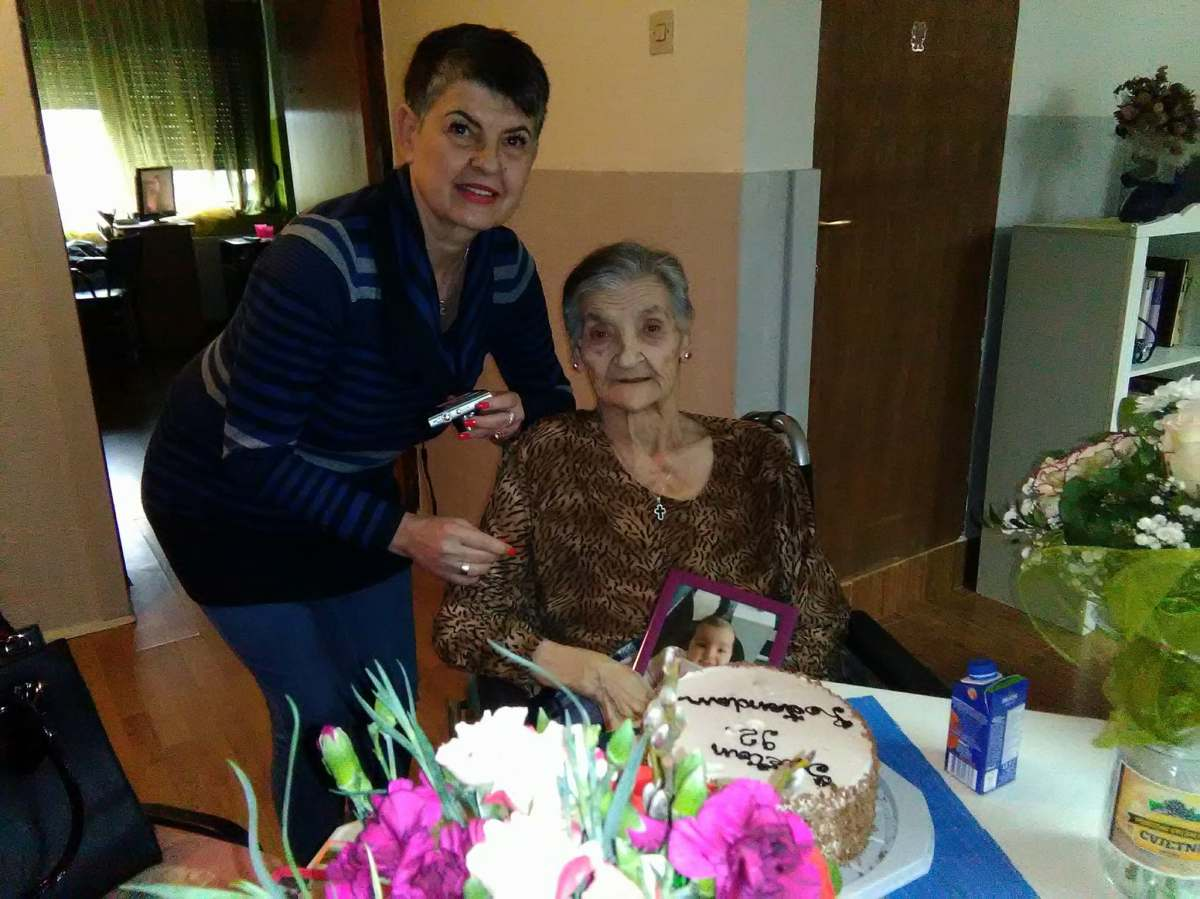 Proslava 92. rođendana u našemDomu